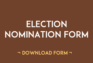 2019 Election Nomination Form